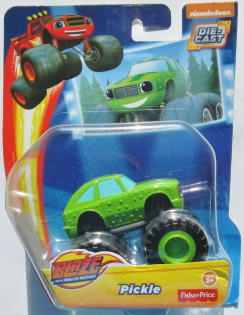 ++ Nickelodeon Blaze And The Monster Machines - Pickle
