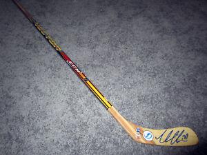 VICTOR HEDMAN Tampa Bay Lightning SIGNED Autographed Hockey Stick w/ COA Norris