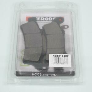 Brake-Pad-Ferodo-Scooter-Kymco-125-People-Gti-2010-2015-Av-New