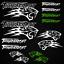 Thundercat-stickers-decal-snowmobile-arctic-cat-snowboard-quad-tuning-helmet miniature 18