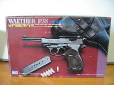 Crown 1:1 Walther P.38 Millitary Type Gun Plastic Model Kit #G242-1800U