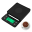Timer Drip Coffee Scale 3kg//5kg x 0.1g High Precision Electronic Scales Digital
