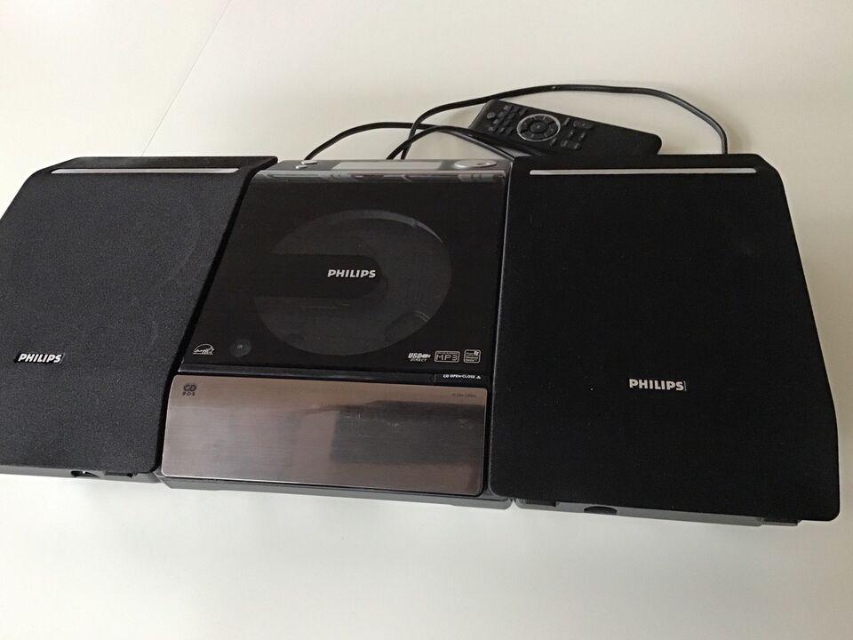 Anden radio, Philips, MCM277