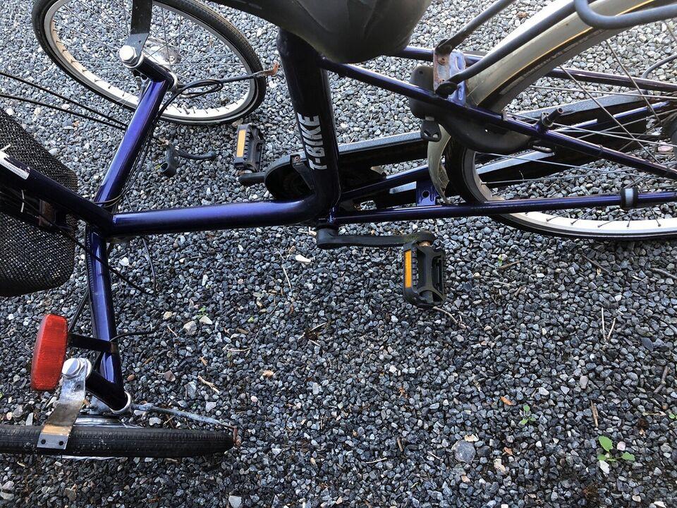 Handicapcykel, T-Bike Seniorcykel