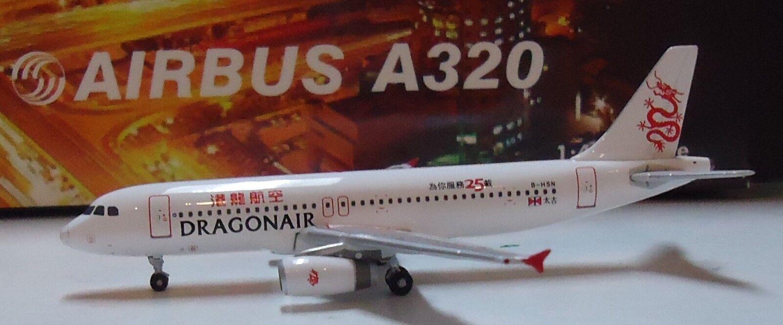 Phoenix 1 400 Dragonair Airlines A320   B-HSN -