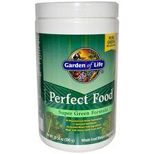 Perfect Cibo Super Green Formula - 300g-realizzato con giovani erba cereali succhi