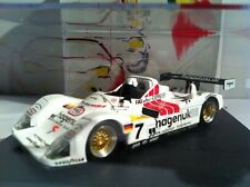 Trofeu Joest Porsche 'Hagenuk' 1st ISRS Donington 1997 Johansson/ Martini 1/43rd