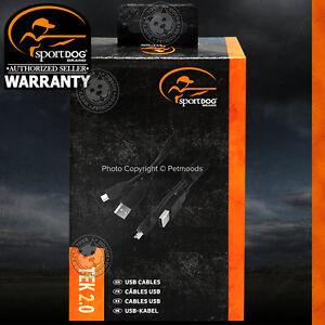 SportDOG TEK-V2CABLE - TEK Series 2.0 USB Cables Pack of (2) for TEK-2.0 System