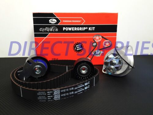 KP25581XS GATES Timing Belt Kit Water Pump PEUGEOT 206 207 307 308 CC SW 1.6 16V