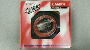 American Legacy 4 Gauge Amp Kit Mississauga / Peel Region Toronto (GTA) Preview