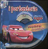 Rime-da-campioni-Cars-Motori-ruggenti-I-portastorie-Ediz-illustrata-Con