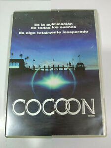 Cocoon-Ron-Howard-Regione-2-DVD-Extra-Spagnolo-Inglese