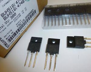 1 Pièces/1 Piece Buh516 Npn Power Transistor = Buh517 Buh515 S2000afi Thd215-afficher Le Titre D'origine
