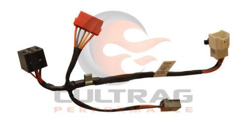 2006-2010 Solstice Sky H3 Genuine GM Blower Motor Resistor Harness 25949869