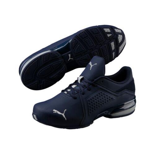Sport Hommes De Course Messieurs Viz Puma Chaussures Sneaker Runner SzMpLqVUjG