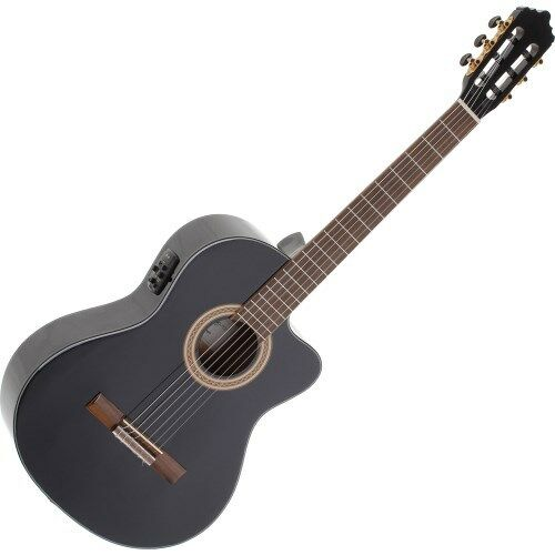La Mancha Perla Negra-CER Konzertgitarre | Neu