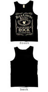 ROCK-CHICKS-RADIO-All-In-The-Name-Of-Rock-Muscle-Shirt