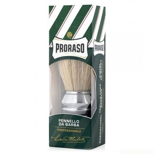 Proraso Professional Quality Shaving Brush - 13cm High Large - Used by Barbers