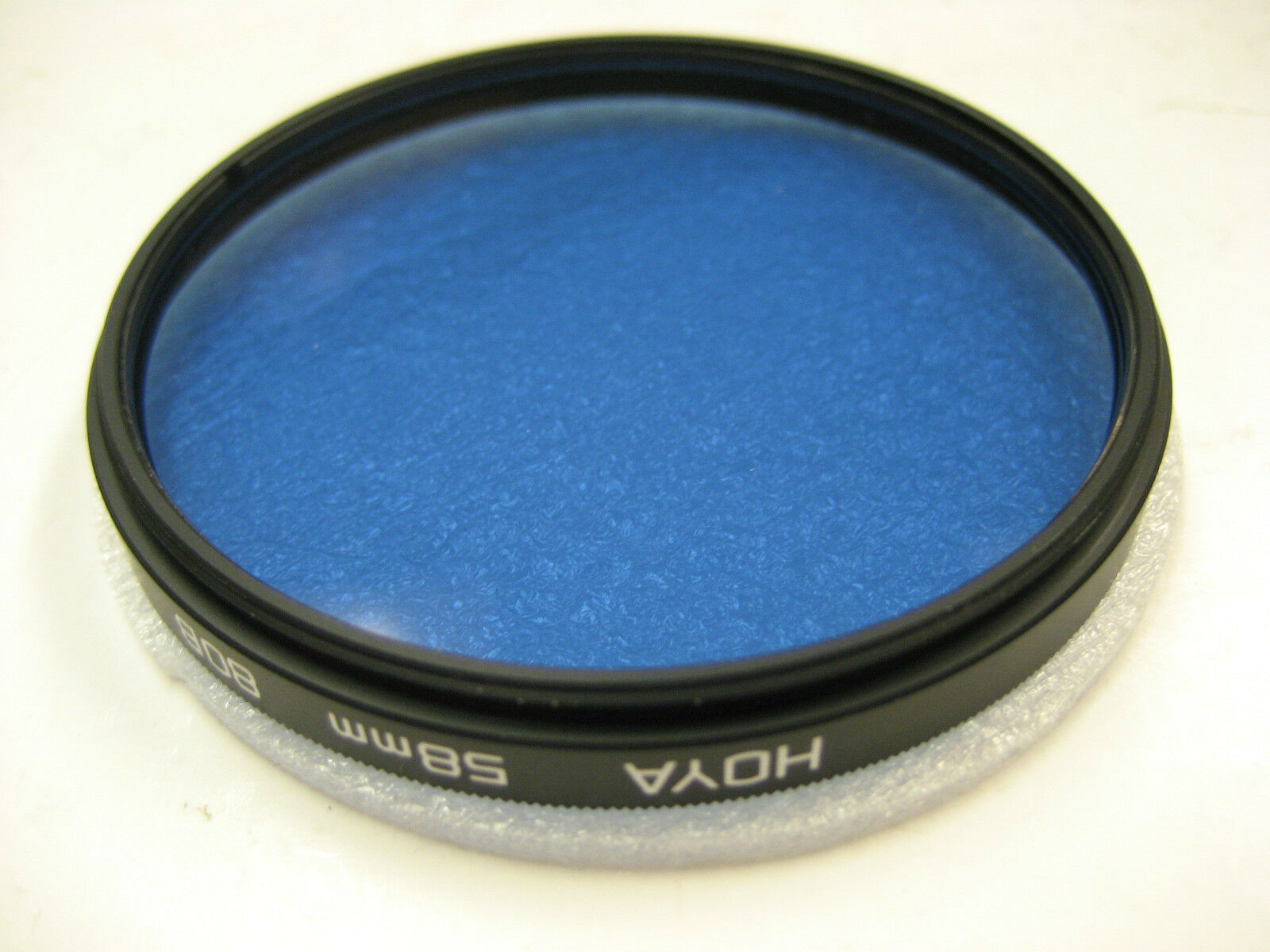 Hoya B4980AGB 49mm 80A Daylight to Tungsten Conversion Glass Filter