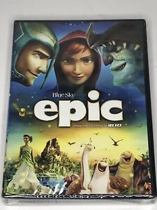 Epic 2013 Dvd Blue Sky Animated Movie Beyonce Knowles Colin Farrell Ebay
