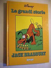 DISNEY LE GRANDI STORIE  JACK BRADBURY  COMIK ART  CARTONATO