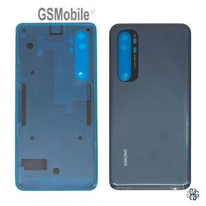 Tapa Trasera Bateria Battery Back Cover Negro Black Xiaomi Mi Note 10 Lite