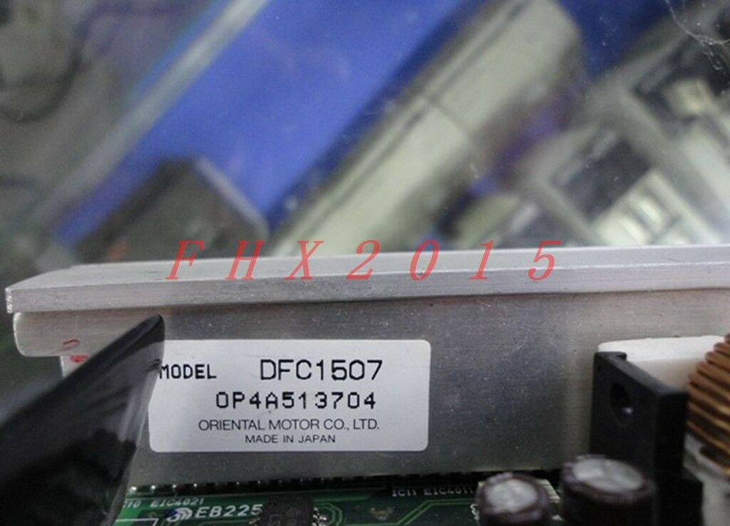 Used /& Tested VEXTA DFC1507 Oriental Motor Stepping Driver 5-Phase