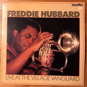 FREDDIE-HUBBARD-Live-at-Village-Vanguard-1982-Cedar-Walton-Ron-Carter-Laserdisc