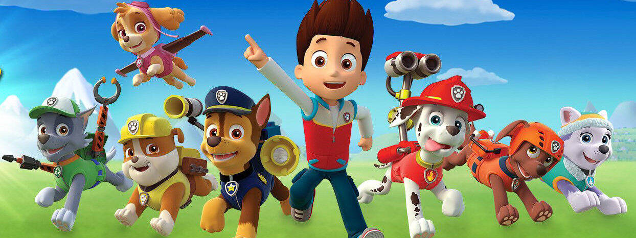 Paw Patrol Live Race to the Rescue Tickets