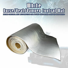 "50""x39""Self Adhesive Insulation Heat Reflective Absorption Waterproof Deadener"