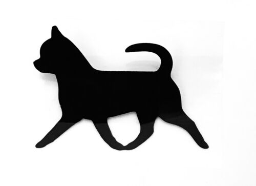 Chihuahua Smooth Coat Dog Stickers Iron On Decals For Clothes T-Shirt 50mm x 2