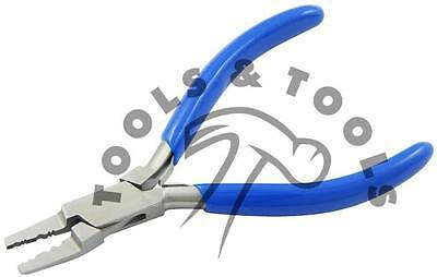 MICRO STANDARD & DUAL CRIMPING PLIERS DOUBLE SINGLE CRIMPS BEADS JEWELRY FISHING