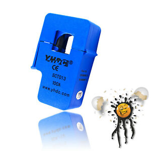 ESP8266-AC-100A-Strom-Current-Sensor-SCT-013-0-50mV-ADC-non-invasive-arduino
