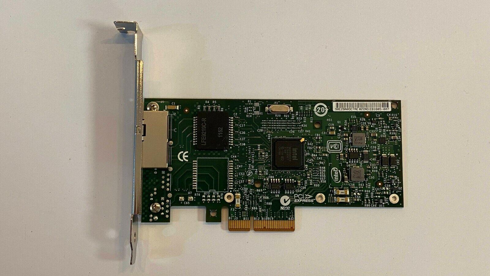 IBM 49Y4230 Intel Ethernet Dual Port Server Adapter I340-T2 FRU 49Y4231