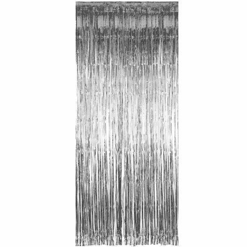 Shimmer Foil Door Curtains 1m x 2m for wedding and party Decorations.