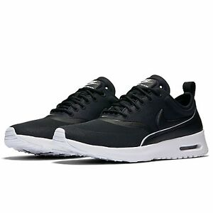 NIKE Air Max Thea Ultra Women's (Size 8 - 11) Black / White 844926 001