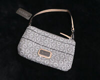 Guess Womens Small Purse Full Zip With Strap Truthfullness Slg