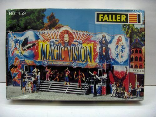 Faller h0 459 fiera Magic Vision