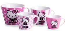 New Hello Kitty Gift Mug Set Ceramic Measuring Mugs (4) in a gift Box D/W SAFE