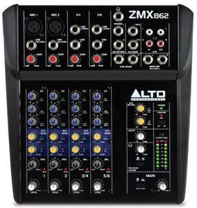 Alto-ZMX862-6-Channel-Compact-Professional-Mixer-Mixing-Desk-Live-Sound-Studio