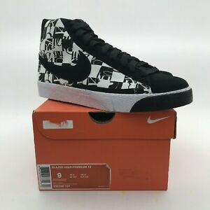 new high los angeles new high Details about Nike Blazer High Premium TZ Stussy x Neighborhood Black White  332286-101 sb US 9