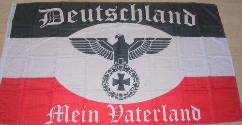 3975 Drapeau Drapeau Empire Aigle Allemagne ma patrie 150 X 90