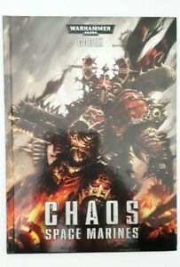 CHAOS-SPACE-MARINE-CODEX-Warhammer-40-000-40k-Games-Workshop-hardback-2012