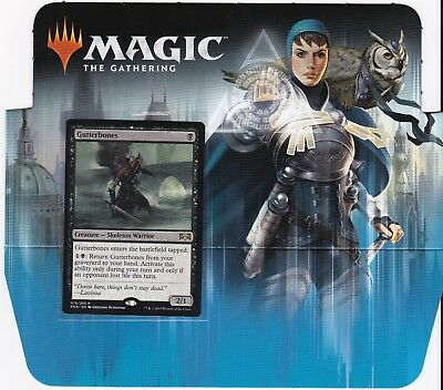 Magic the Gathering MTG Ravnica Allegiance Gutterbones 076//259