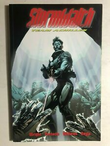 STORMWATCH Team Achilles book one (2003) DC Wildstorm Comics TPB VG+/FINE-