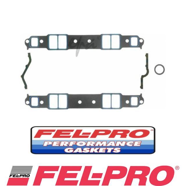 Chevrolet Chev small block Felpro intake manifold gaskets 265-400 FE1205