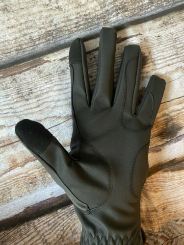 Touch Screen Compatible Riding Gloves-Reinforced Grip Breathable