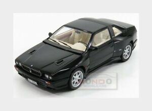 Maserati Shamal 1989 avec vitrine noire Kess Modèle 1:18 Ke18003b
