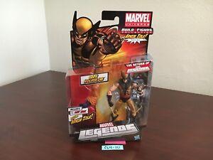 Nouveau!!   Marvel Legends Dark Wolverine Arnim Zola Baf Construire Une Figure Bras Gauche Cl410