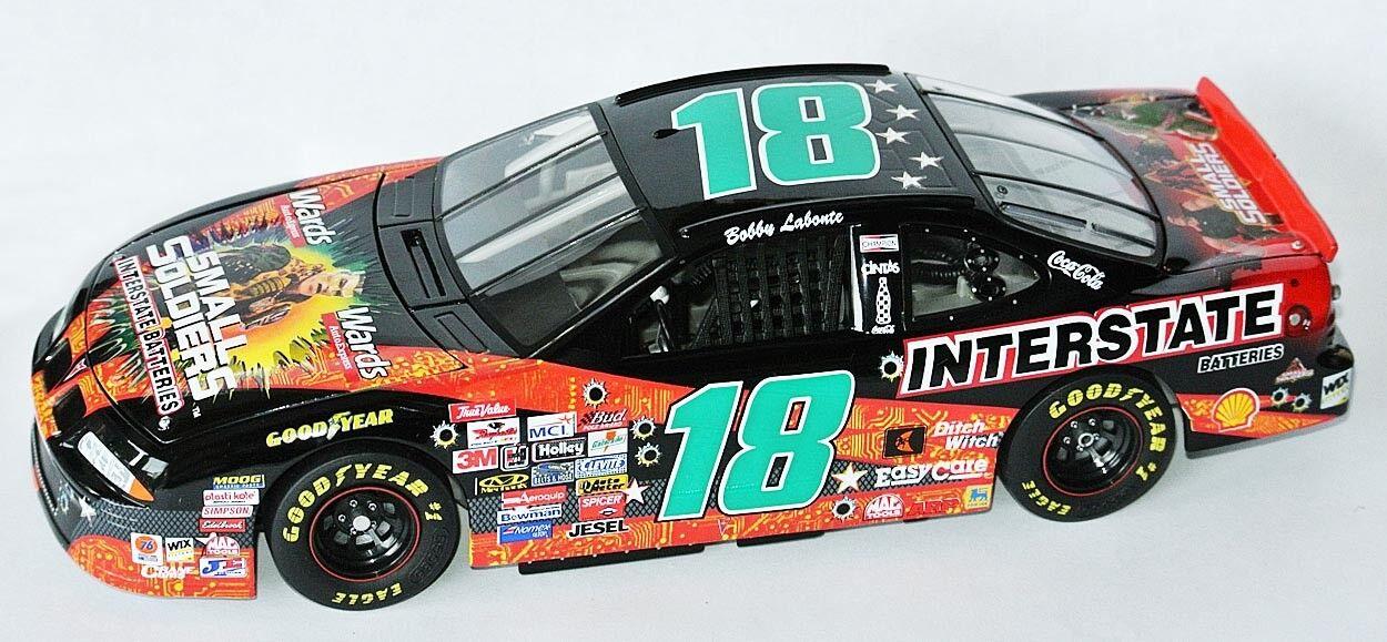 REVELL  18 PONTIAC NASCAR 1998  Interstate Batt SMALL SOLDIERS  B Labonte 1 18
